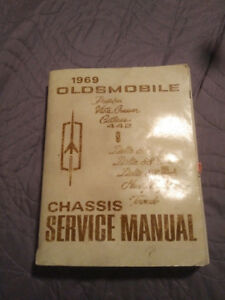 1969 Oldsmoblie Owners Manual