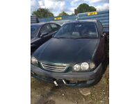 TOYOTA AVENSIS 2.0 DIESEL STARTS AND DRIVES HAD NEW CLUTCH SPARES AND REPARS