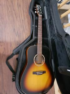 guitare acoustic S&p luthier