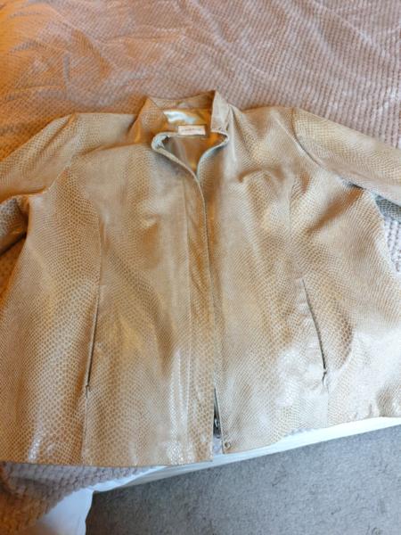 Used, Ladies jacket suede/leather  for sale  East Kilbride, Glasgow