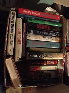 4 boxes full of books St. John's Newfoundland image 3