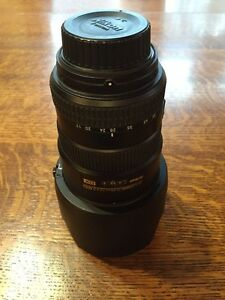 Nikon AF-S 17-55mm f/2.8 G IF-ED DX Zoom Lens