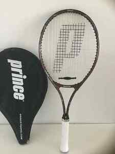 Great Value Tennis Racquets with New Overgrip Tape