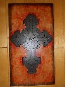 METAL CELTIC CROSS Cornwall Ontario image 1