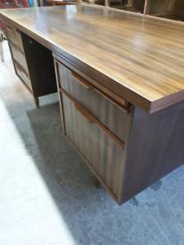 Mid century vintage desk