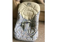 Chico baby bouncer / baby chair
