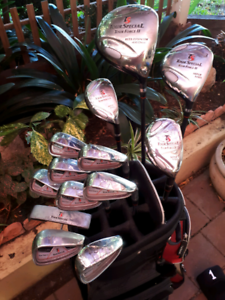 "Tour Special ""Tour Force II"" Golf clubs"