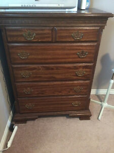 Dresser and Night Stand London Ontario image 2