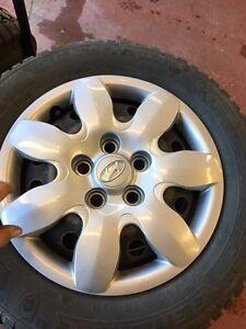 Hyundai  rims and tires