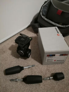 Manfrotto 3 way panhead