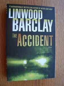 Linwood Barclay The Accident True Canadian 1st SIGNED New