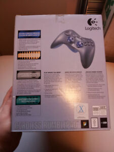 Wireless PC Gaming Controller (Logitech)