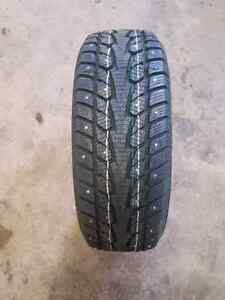 4 brand new tires studed 205 55 16 480 bucks firm