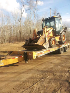 2003 case 580sm extended hoe