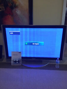 Samsung Plasma TV in Good shape, beautiful picture.