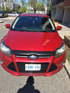 2012 FORD FOCUS TITANIUM FULLY LOADED
