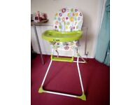 iSafe High Chair – As new