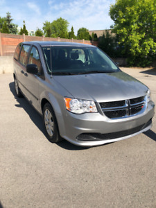 2017 Dodge Grand Caravan, Value Package, One Owner, No Accident