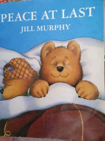 Peace at last big paperback