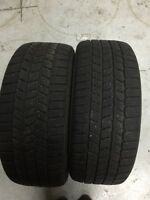 225/45r17 continental contiwinter RUNFLAT winter