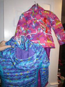 "Snowsuits, ""xmtn"" girls size 7, BNWT..2 available:REDUCED"