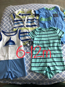 6-12 month summer clothes