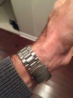 Oem Omega 1/2 link for Speedmaster Seamaster bracelet