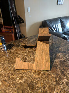 Wooden collapsible Guitar Stand