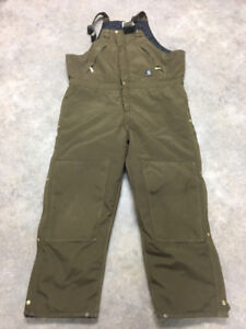 Carhartt Extreme Insulated Overalls - XL/2XL