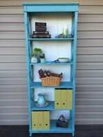 Shabby Chic Book Shelf