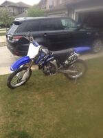 MINT 2007 Yamaha YZF450 - 25 hours since new!