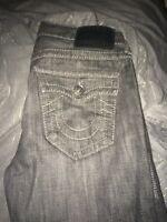 True religion jeans size 33