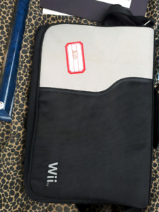 Case for Wii console and games