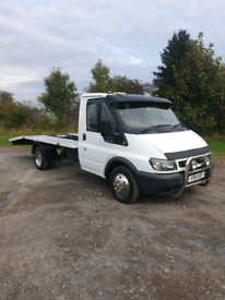 2001 FORD TRANSIT RECOVERY