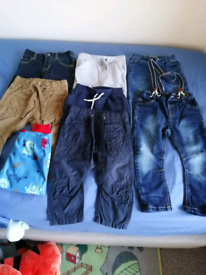 Baby boy's 12-18m trousers