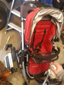 Uppa baby Vista Premium stroller carrier