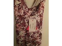 Billie fairs dress size 12/14 brand new