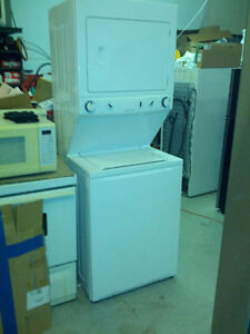 frigidaire stacker