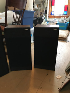 Technics SB-4000 Linear Phase Speakers
