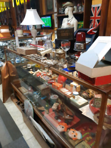 Estate sale this weekend antique store all must go