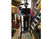 York 6605 weights bench