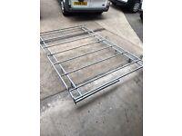 Vauxhall Vivaro Renault Traffic Roof Rack with ladder roller 2002-2014