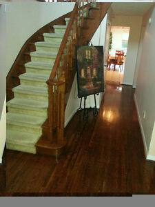 MARKHAM/16th AVENUE,  Large 4 bedroom, 2 story detached house
