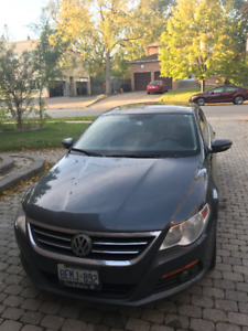 2010 Volkswagen CC Sedan (Priced to go, by owner)
