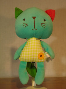 Peluche chat Kathy cat plush toy