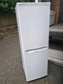 Hotpoint iced diamond fridge freezer working