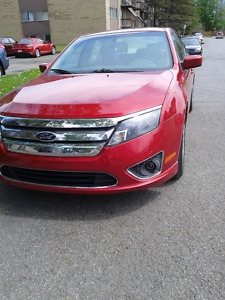 2012 Ford Fusion SLE Berline