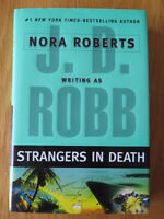 J. D. Robb Books written by Nora Roberts