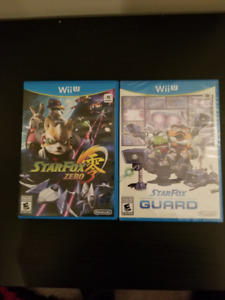 Star Fox Zero + Star Fox Guard - Wii U