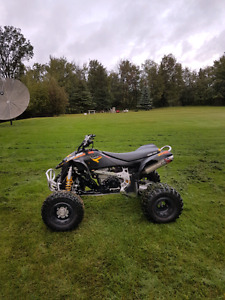 *REDUCED*2008 can am ds450r sport quad